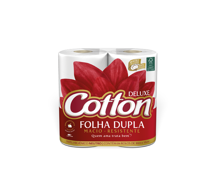 Cotton Folha Dupla