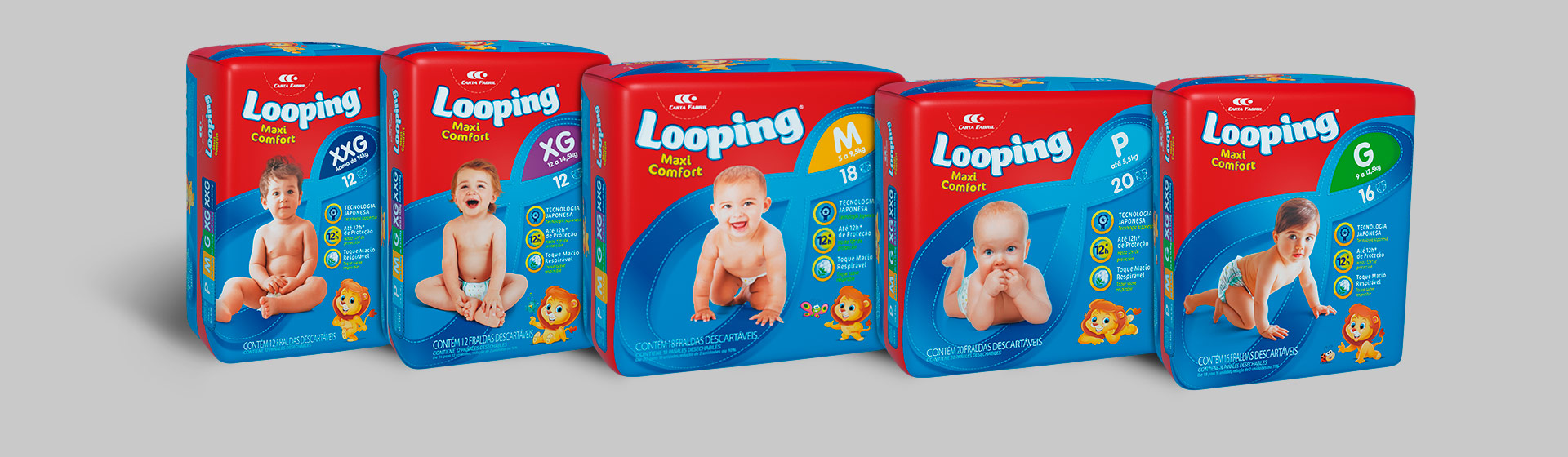 Looping Diapers