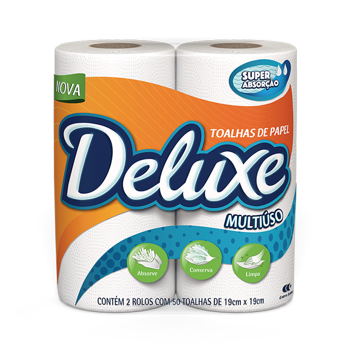 Deluxe All Purpose Paper Towels