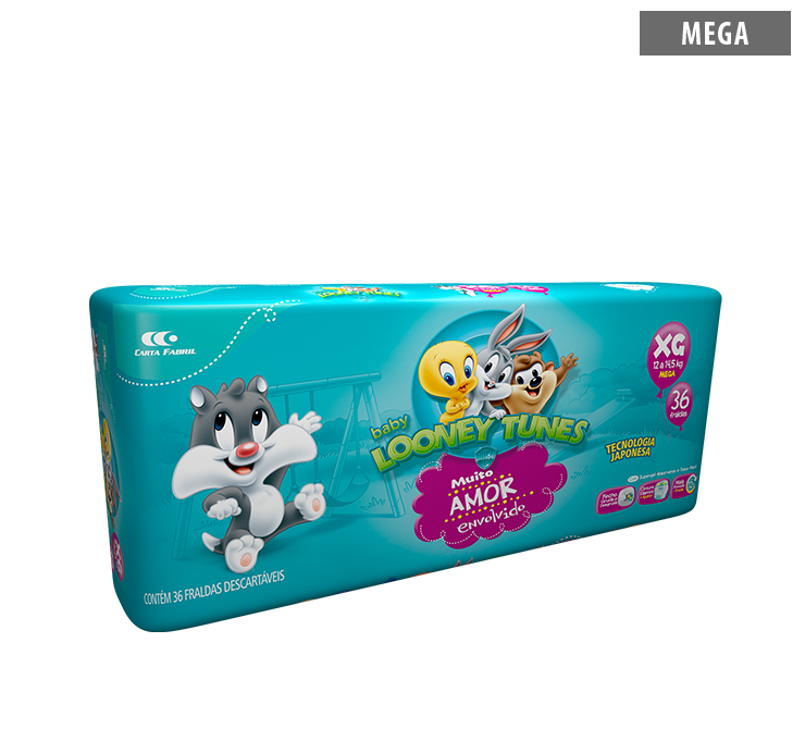 Baby Looney Tunes Diapers