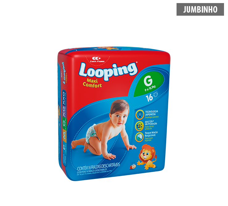 Looping Diapers - Jumbinho