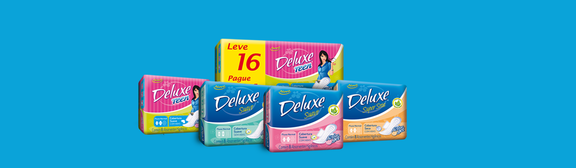 Deluxe Intimate Pads