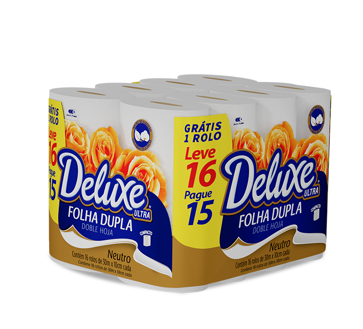 Deluxe Ultra Compact - Double Ply