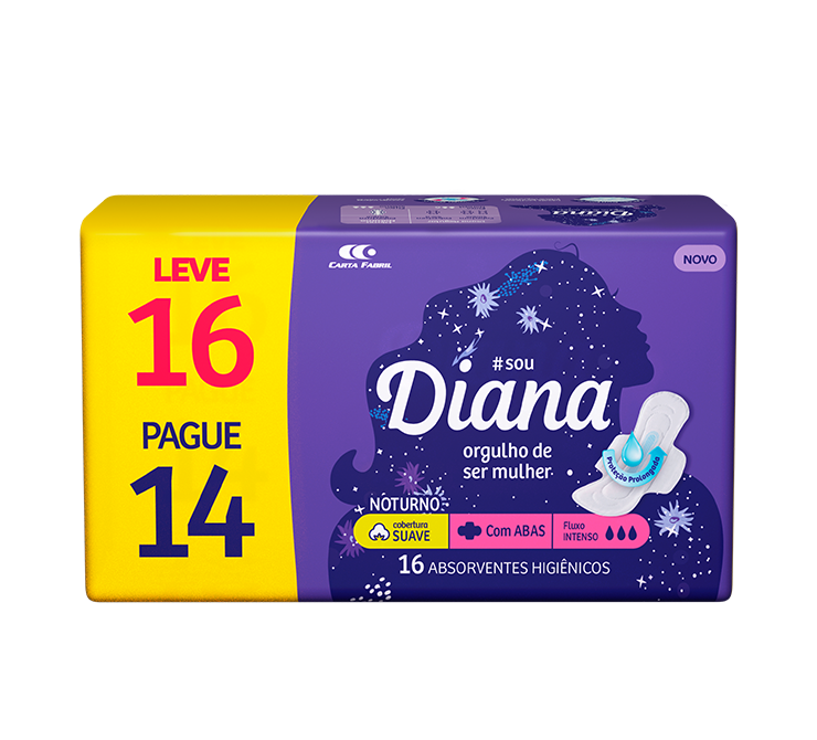 Diana Night Use Soft Cover